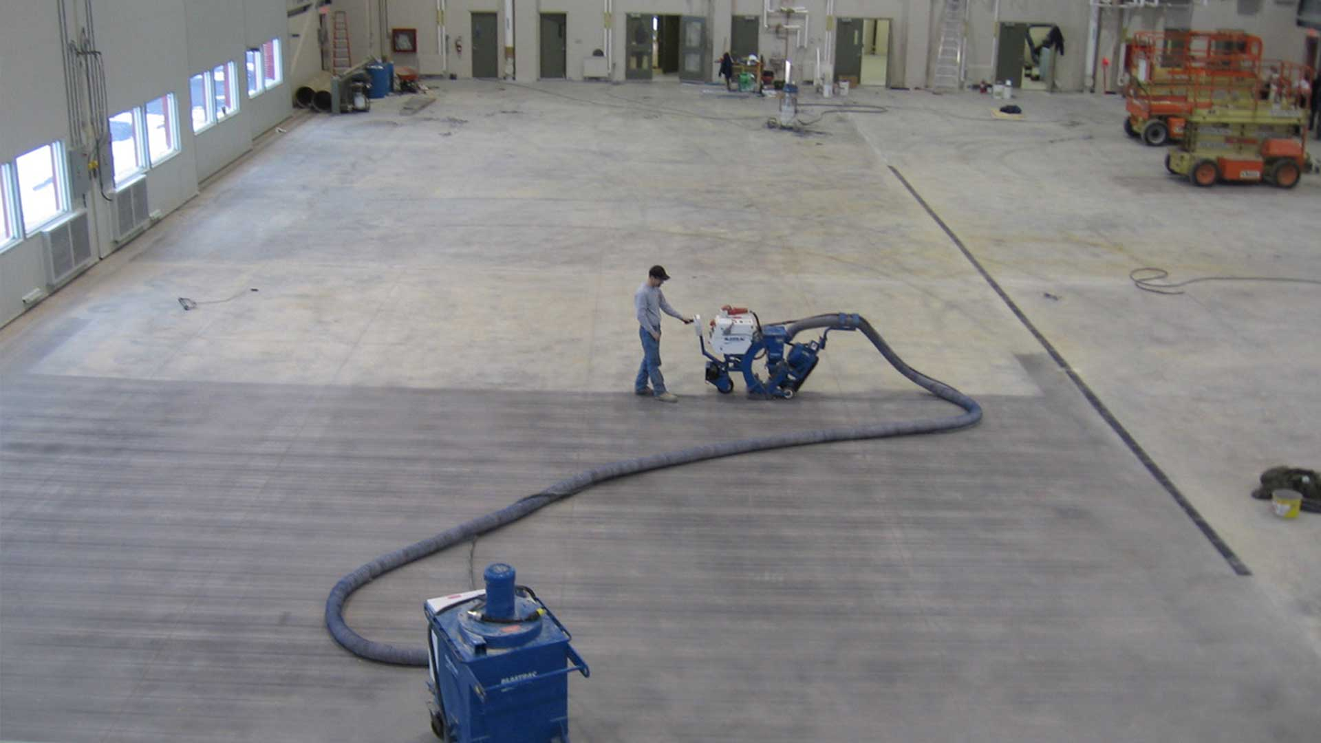 East Coast Coatings Inc. Epoxy Flooring, Floor Sealing and Decorative Flooring
